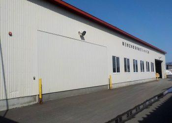 工場建屋1