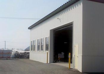工場建屋2